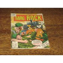 Sargento Rock O Herói 2ª Série Nº 8 Agosto/1978 Editora Ebal