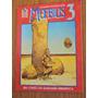 Os Mundos Fantásticos De Moebius No 03 Ed. Globo
