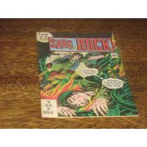 Sargento Rock O Herói 2ª Série Nº 30 Junho/1980 Editora Ebal