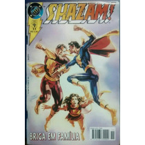 Shazam! N°11 Dc