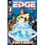 Edge ( Novos 52 ) - Coleção Completa