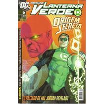 Dimensao Dc Lanterna Verde 09 - Panini - Gibiteria Bonellihq