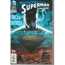 Superman 31 Novos 52 - Panini - Gibiteria Bonellihq Cx 62
