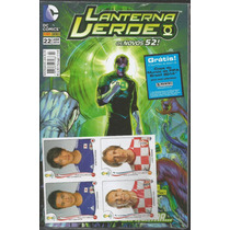 Lanterna Verde 22 Novos 52 - Panini - Gibiteria Bonellihq