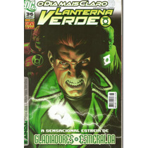 Lanterna Verde 36 - Panini - Gibiteria Bonellihq Cx03
