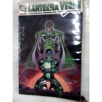 Lanterna Verde - Crepúsculo Esmeralda . Novo Amanhecer.
