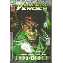 Lanterna Verde 36 - Panini - Gibiteria Bonellihq Cx 139