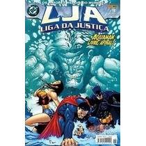 Hq - Gibi - Liga Da Justiça Panini Comics Nº 18 Ano 2004