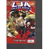 Lja - Liga Da Justiça Nº 24 - Dc- Panini Comics