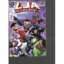 Lja - Liga Da Justiça Nº 20 - Dc- Panini Comics
