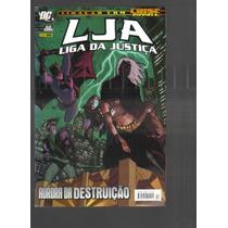 Lja - Liga Da Justiça Nº 52 - Dc- Panini Comics