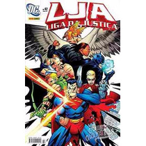 Hq - Gibi - Liga Da Justiça Panini Comics Nº 42 Ano 2006
