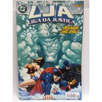 Hq Panini Dc: Lja Liga Da Justiça Nº018 100pg - Frete Grátis
