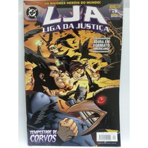 Hq Panini Dc: Lja Liga Da Justiça Nº009 100pg - Frete Grátis