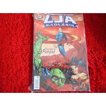 Lja - Liga Da Justiça Nº 25, 1ª Série, Panini, Pesadelo De S