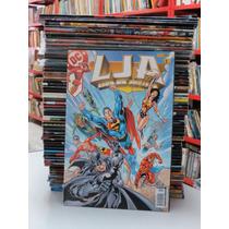 Lote Com 55 Edições Da Liga Da Justiça 1º Série Panini Coleç