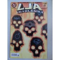Liga Da Justiça Lja Editora Panini