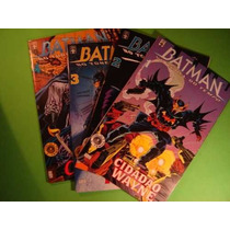 Batman No Túnel Do Tempo - Série Completa - 04 Edições