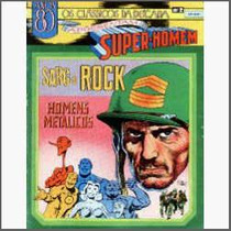 Clássicos Da Década 2:super-homem/sarg.rock/homens Metálicos