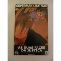 As Duas Faces Da Justiça - Mini-série Em 3 Edições - Abril