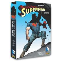 Superman Á Prova De Balas-caixa Exclusiva Para Hq - Morrison