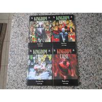 Kingdom Come - Edição De Luxo - Capa Dura - Coleção Completa
