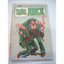 O Herói Nº 23 - Sargento Rock - 2ª Série - Ebal - 1979