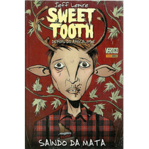 Encadernado Vertigo: Sweet Tooth Vol 01 - Panini - Bonellihq