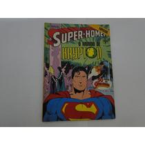 Gibi - Super-homem Nº 1 Especial Ano 1988