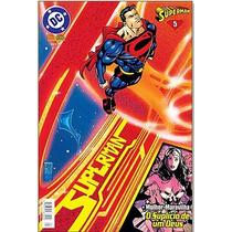 Super-homen Nº 5 - Panini - Heroishq