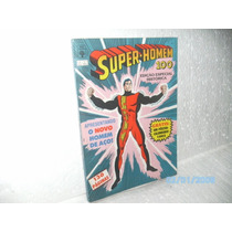 Hq Super-homem N°100 Ediç Especial Histórica Abril/92 Ótima!