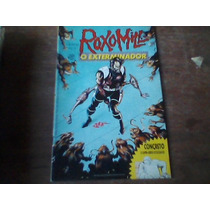 Roxomill Nº01 Raro Ano 1991 (bloch,ebal,rge,gea,gepabril)