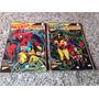 Gibi Hq Marvel Homem Aranha E Wolverine Míni Série 2 Edições