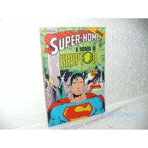 Gibi Super-homem Especial Nº1 O Mundo De Krypton Ótima Hq-fj