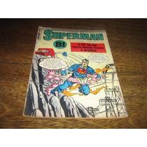 Superman Bi 1ª Série Nº 15 Julho De 1967 Editora Ebal