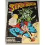 Super Homem 16 De 1985 Gibi Antigo Coleção Batman Dc Abril