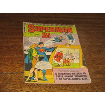Superman Bi Nº 19 Março /1968 Editora Ebal Original