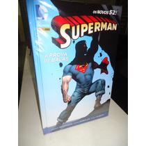 Superman A Prova De Balas Novos 52 Panini Books Nova