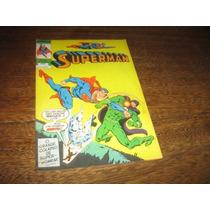 Superman 4ª Série Nº 51 Novembro/1976 Editora Ebal Original