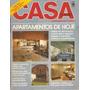Rev Casa Claudia/ Apartamentos/ Saquê/ Box P/ Banheiro