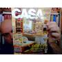 Lote De 5 Revistas Casa Claudia ( Otimo Estado)