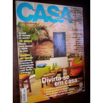 Revista Casa Claudia Jardim De Vasos