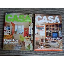 Revista Casa Claudia - Ano 23 (1999) - Lote Com 12 Revistas