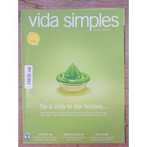 Revista Vida Simples #133 Cozinha Zen Medicina Natural