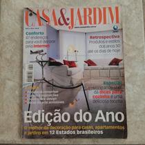 Revista Casa & Jardim No.541 Alex Atalaia Inaugura Secao
