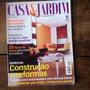 Revista - Casa E Jardim - Construcoes E Reformas