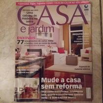 Revista Casa E Jardim No. 594 Mude A Casa Sem Reforma