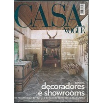 Casa Vogue N. 305 - Especial Decoradores E Showrooms