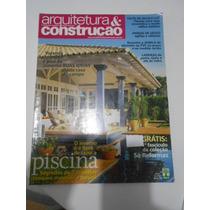 Revista Arquitetura E Construção Jun/2001