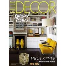 Elle Decor Francesa-ed.fev\2015-otimo Estado